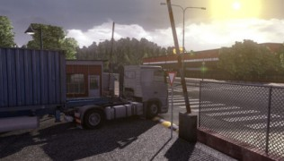 Free Download Euro Truck Simulator 2 Game For PC Full Version