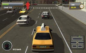 New York Taxi Simulator Game For PC Full Version
