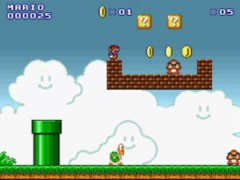Super Flash Mario Bros Town Free Download Full