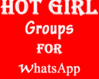 Hot Girl Group for Whatsapp