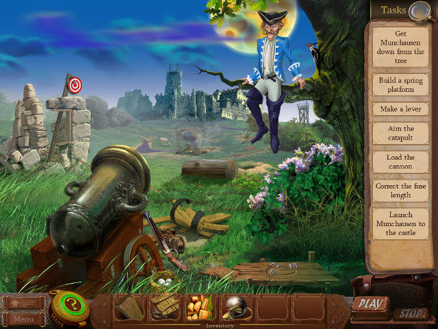 Adventures of Munchausen Free Full Download