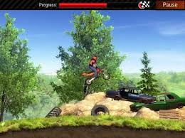 Free Download Extreme Bike Trials Game For PC Full Version