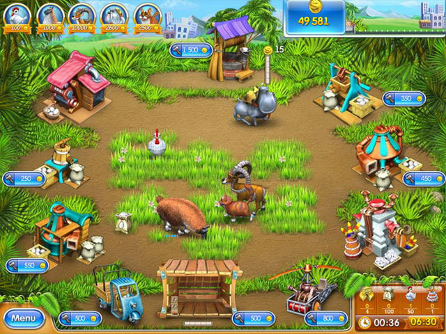 Farm Frenzy 3 Free Download Full