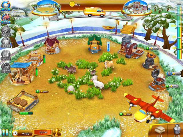 Farm Frenzy 4 Free Download Full Apk / App For PC Windows