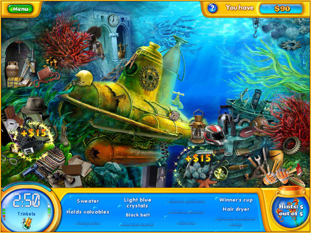 Fishdom H2O Hidden Odyssey Free Full Download