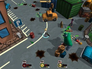 Free Download HotZomb Zombie Survival Game For PC