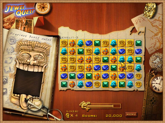 Jewel Quest Descargar gratis completa