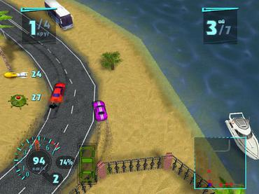 Free Download Mad Race Game For PC Full Version