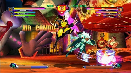 Marvel vs Capcom 2 FE full free download