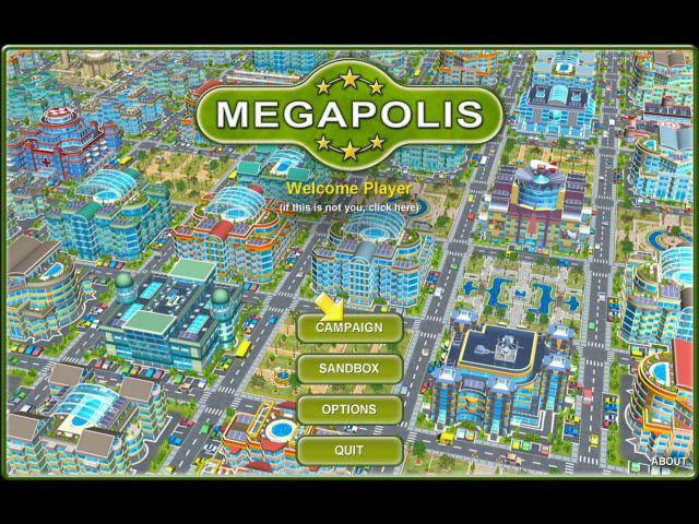 Megapolis Free Full Download