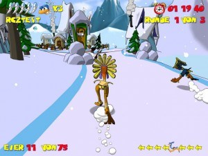 Ostrich Runners Game Free Download Full Version