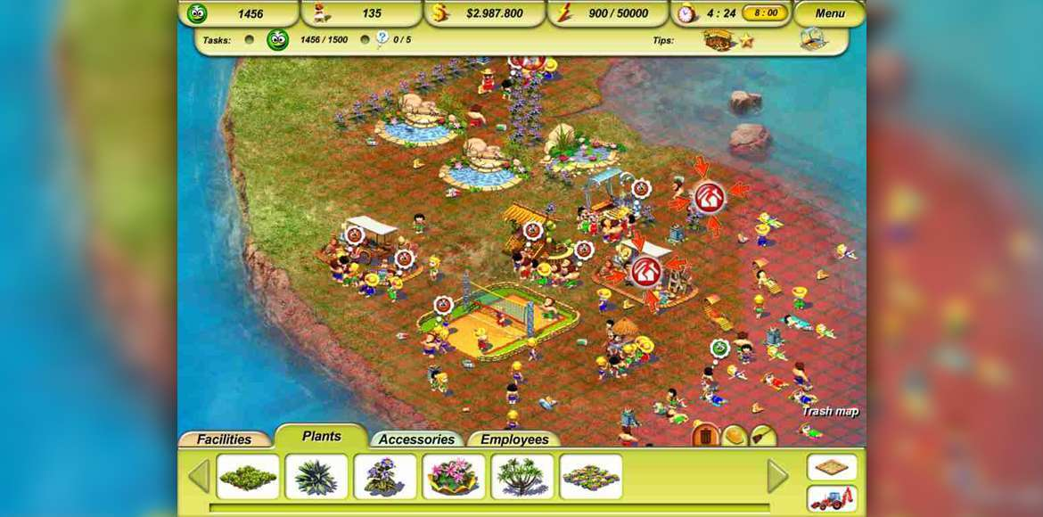 Free Download Paradise Beach 2