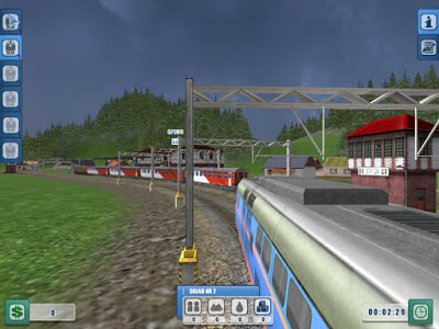 Railroad Lines Game For PC Full Version