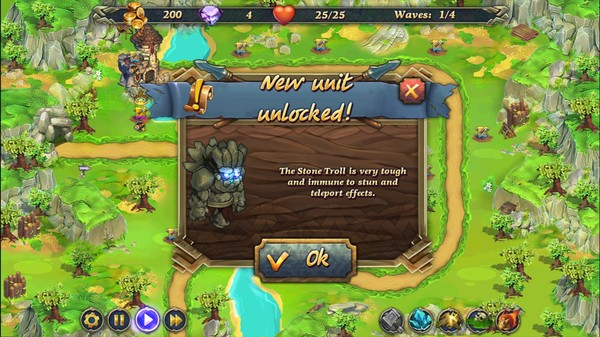 Free Download Royal Defense Game For PC