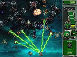 Free Download Star Defender 4 Game For PC