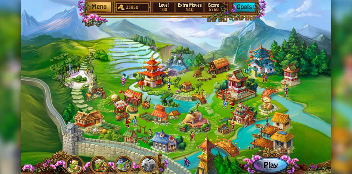 Free Download Tales of the Orient Game For PC Full Version