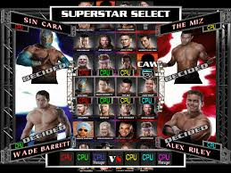 Free Download WWE Raw Game Full
