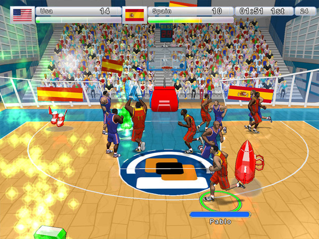 PC Baloncesto Incredi Descargar gratis completa