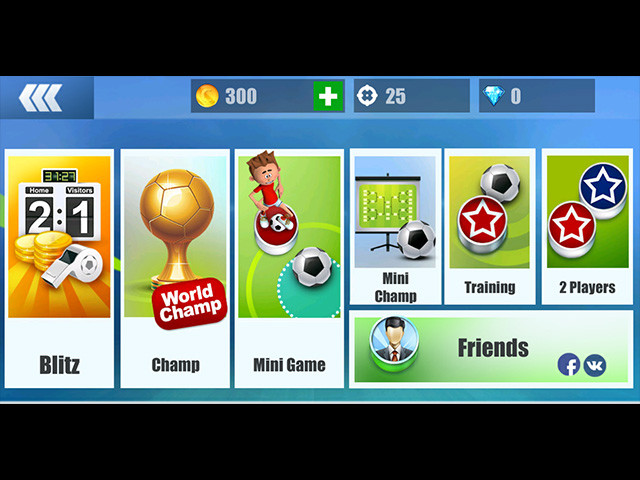 Mini Football Championship Free Download Full