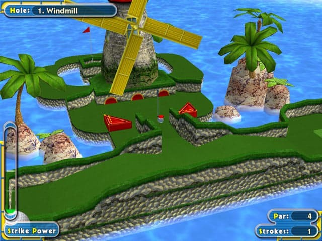 Mini golf Descargar gratis completa