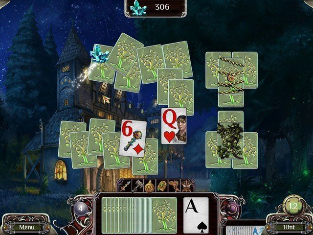 Extremo Kingdoms Bosque Sagrado Solitaire Baixar Free Full