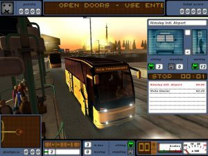 Bus Driver PC Game Free Download Full Version